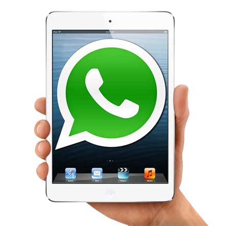 tutorial de como instalar whatsapp no ipad como instalar whatsapp no ipad tech moz o seu mundo