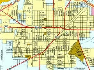 fort stockton map pecos county mapa fort stockton