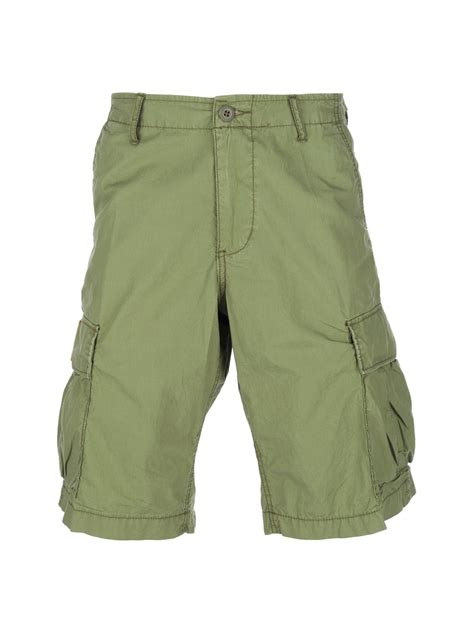 Cargo Us Army Levi S Uniqlo Calvin Klein Alpha Adidas Jacket ralph cargo shorts in green for lyst