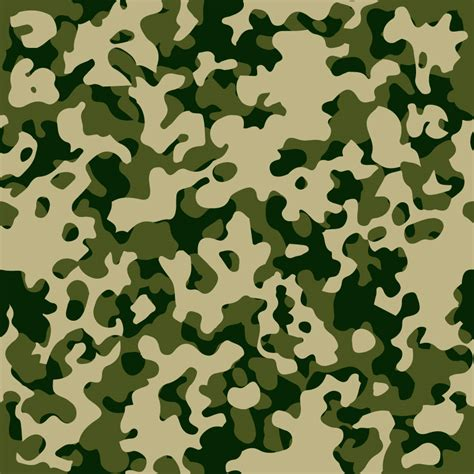 pattern army camouflage texture patterns vector tiles