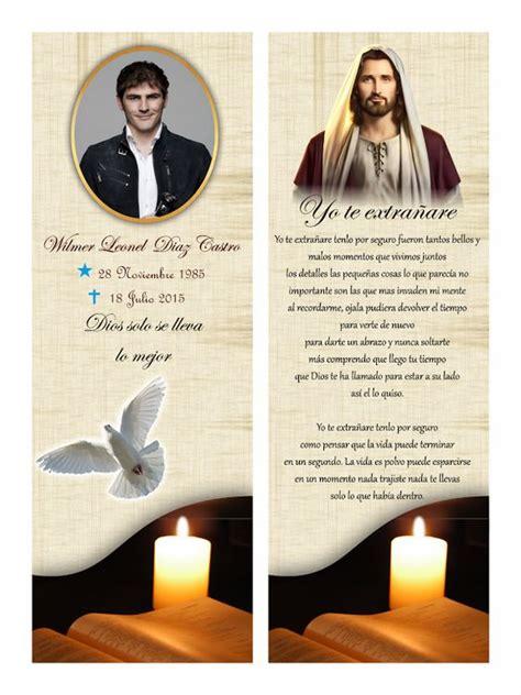 mensajes para un funeral consejos gratis espaciohonduras recuerdos para novenarios dise 241 os de