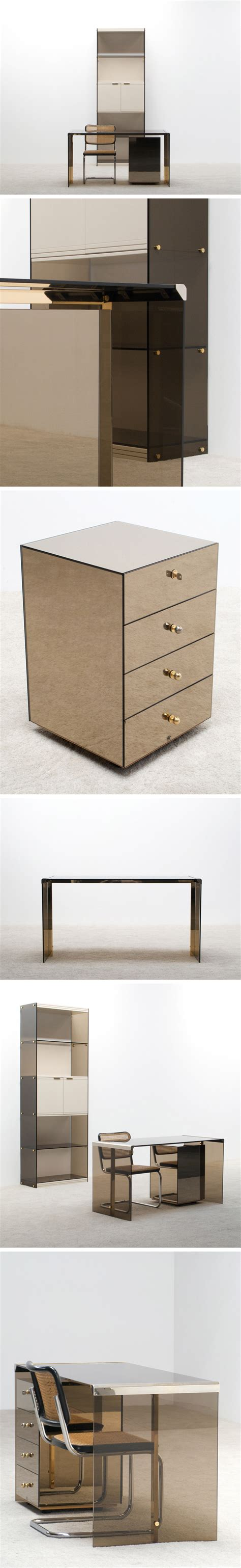 top mirrored furniture we love president writing desk and mirrored chest