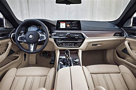 5 Series Bmw Interior by 2017 Bmw 5 Series Touring Arrives As Brand S Most