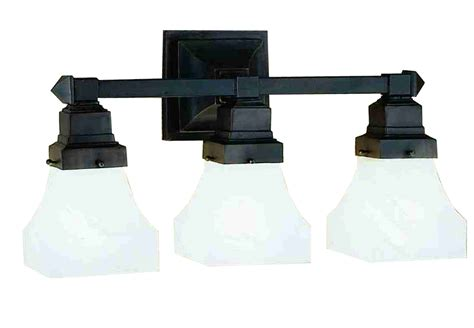 22 Cool Craftsman Bathroom Lighting Eyagci Com Mission Bathroom Lighting