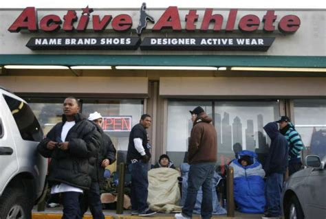 active athlete shoe store houston store among only 23 in u s to sell new air