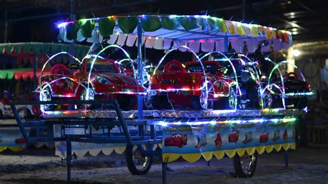 Kereta Panggung Mobilan Aki Kg04 kereta gerobak mobil isi 8 ilham industri wahana