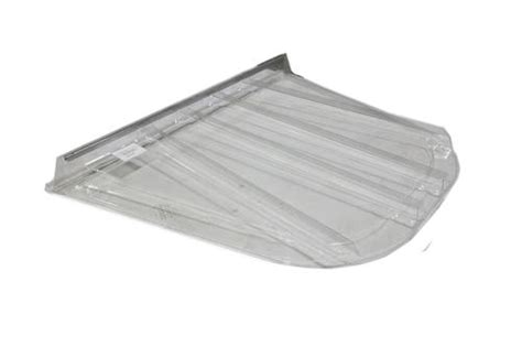 window well covers menards wellcraft 75 1 2 quot x 58 quot clear polycarbonate window well