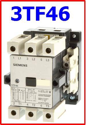 3tf46 380v 3tf46 datasheet ac magnetic contactor siemens