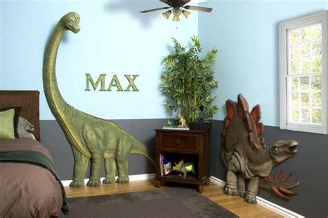 kinderzimmer fototapete junge kinderzimmer wandtattoo dinosaurier abbildungen f 252 r