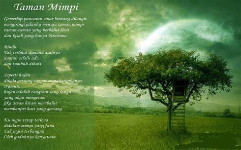 puisi membuat orang terharu ini dia contoh puisi keindahan alam ini dia kumpulan