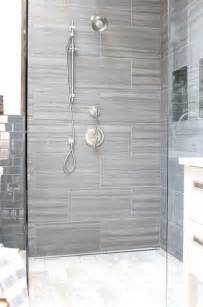 tile ideas off white gray shower grey and bathroom pictures