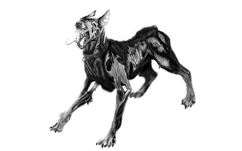 evil dogs dogs resident evil drawings