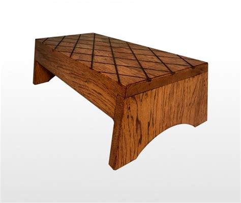rustic bed step stool step stool by candlewood furniture rustic