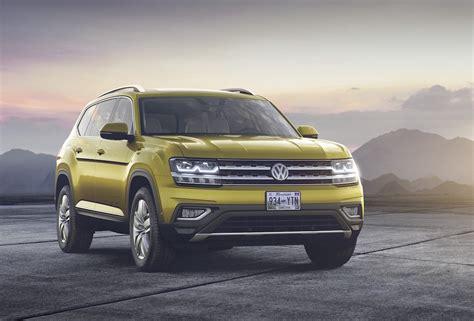 volkswagen atlas officially revealed   market  performancedrive