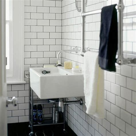 White Tile Bathroom Design Ideas by 35 Small White Bathroom Tiles Ideas And Pictures