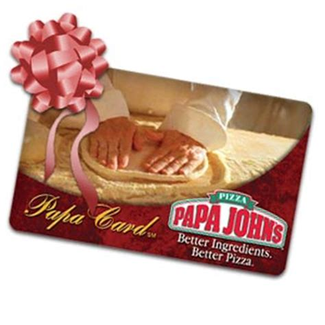 Free Papa Johns Gift Card - gift cards the envelope system of the 21st century enemy of debt