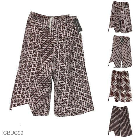 Rok Klok Batik Pendek Mona Motif Parang 100 Gambar Jual Celana Pendek Batik Jogja Dengan Jual