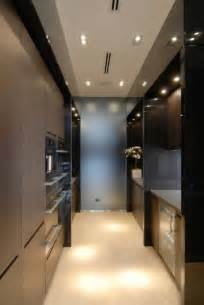 galley kitchen lighting ideas recessed ceiling designs design ideas of rome