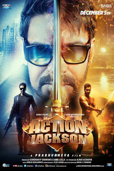 film action jackson action jackson 2014 hindi movie poster first look