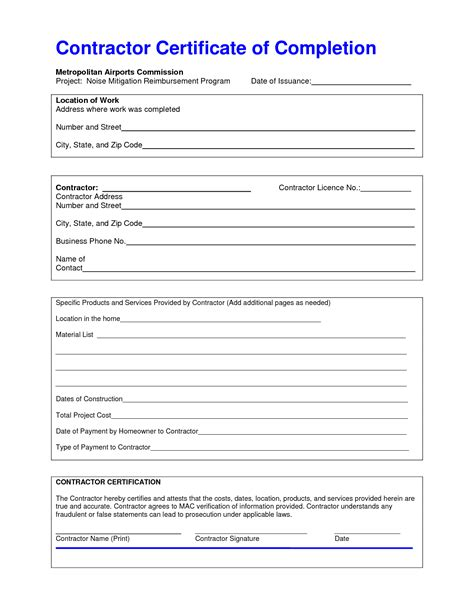 sle course completion certificate template certificate of completion construction bamboodownunder