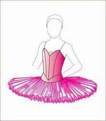 pin the tutu on the ballerina template tutu patterns a place for ballet patterns and equipment