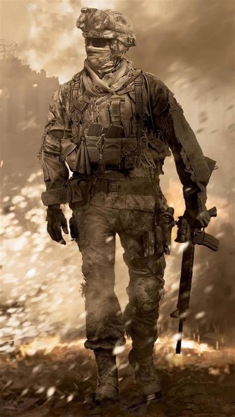 Call Of Duty 51 mw2 iphone wallpapers 51