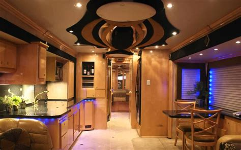 45 american heritage luxury rv rental