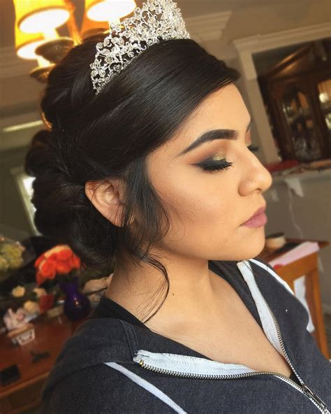 Quinceanera Hairstyle by Quinceanera Updo Hairstyles Fade Haircut