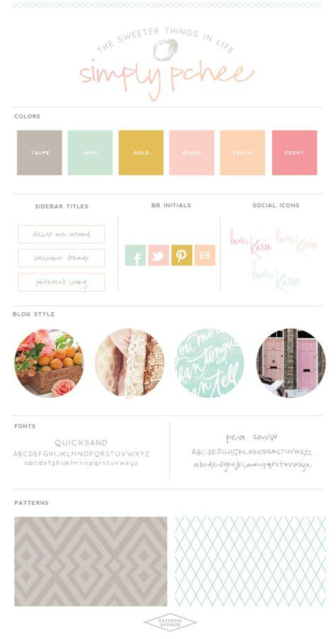 design blogs blog design simply pchee saffron avenue saffron avenue