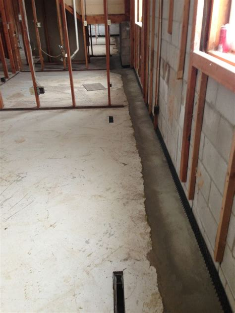 affordable basement waterproofing 70 best images about waterproofing on canada drain tile and ontario