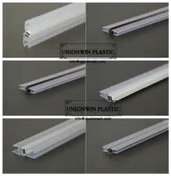 shower door weatherstripping pvc weather 4mm 5mm 6mm 8mm 10mm thickness glass