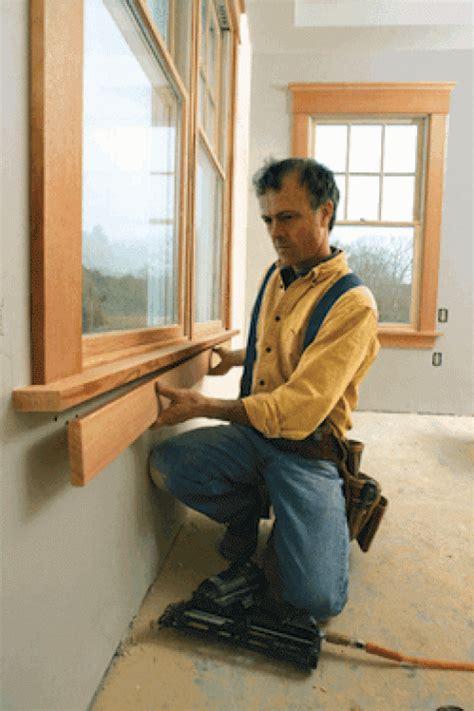 interior window trim ideas for house interior window trim ideas fine homebuilding