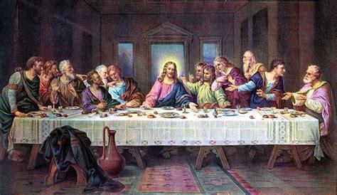 The Last Dinner da vinci s cup a lesson in humility credera