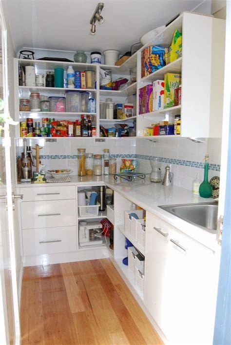 Walk In Cupboard Storage - walk in pantry closet shelving ideas kitchen kitchen