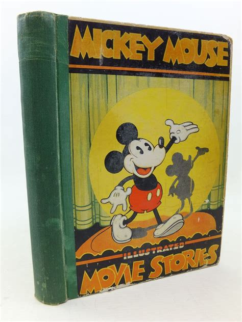 mouse books books collectible books 2nd mickey mouse