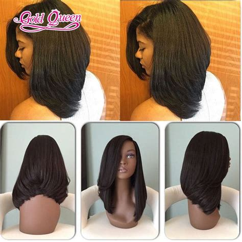 pretty bobs hairstyle hair style baby hair lace wigs human hair 1000 ideas about middle part bob on pinterest middle