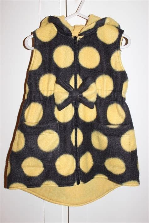 photography vest pattern butterick children s girls vest and jacket 6279 pattern