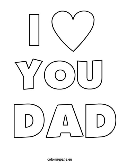 imagenes de i love you dad 83 dessins de coloriage i love you 224 imprimer sur