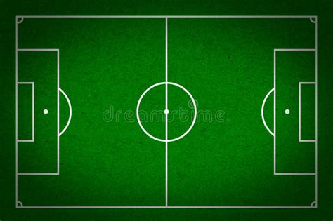 Time Football Essay by Soccer Football Field With Lines On Grunge Paper Stock Photo Image 24775406