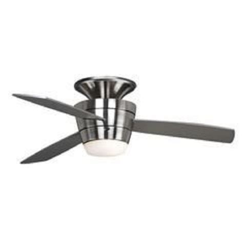 harbor mazon 44 in brushed flush mount ceiling fans picking the right one cool