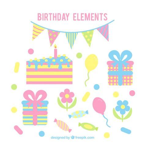 felicitaciones de cumpleanos con torta de colores decoraci 243 n de cumplea 241 os vintage en colores pastel
