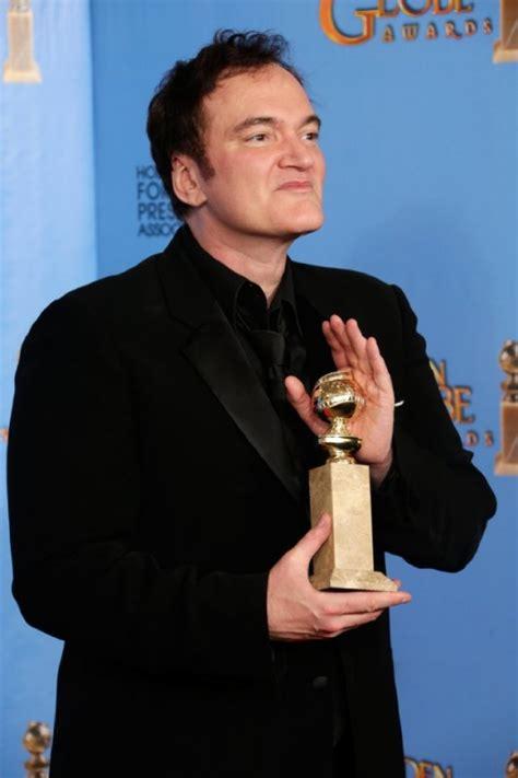 personaggi film quentin tarantino quentin tarantino vince il golden globes 2013 per la