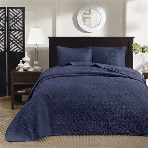 madison park quebec coverlet set madison park quebec 3 piece bedspread set ebay
