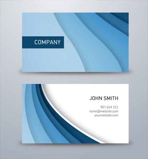 free calling card template 50 free high quality psd business cards templates for 2014