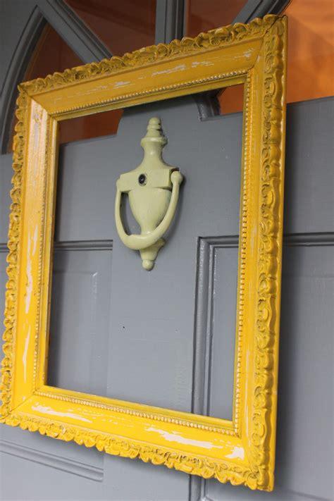 put    freaky front door window  orange