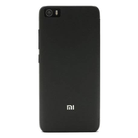 Casing Xiaomi Mi 5 The Custom xiaomi mi 5 leather flip black specifications photo xiaomi mi