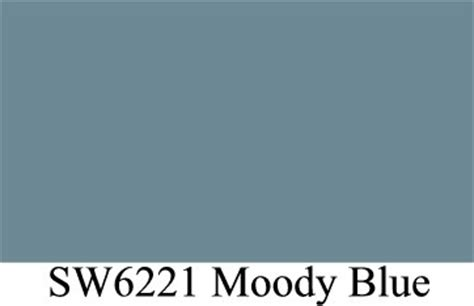 sherwin williams 6221 moody blue living room home and colors