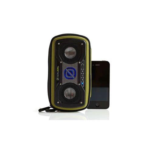 west marine rock goal zero rock out 2 wireless bluetooth speaker green