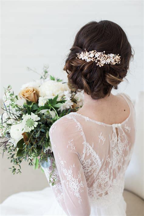 wedding hair accessories ivory flower wedding hair accessories gold flower headpiece ivory flower
