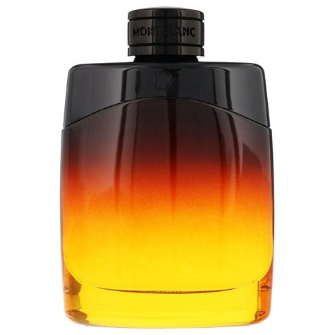 montblanc legend night eau de parfum spray ml aftershave